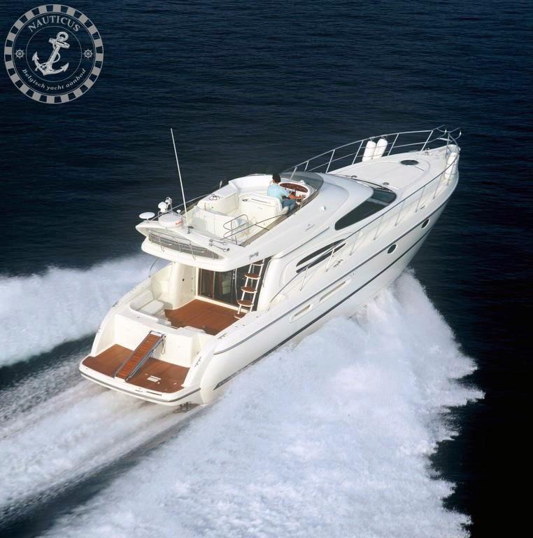 Cranchi Antlantique 48:  van €229000,- naar €199.900,- *tijdens NIBS